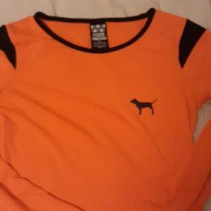 Bright Orange ultamite top
